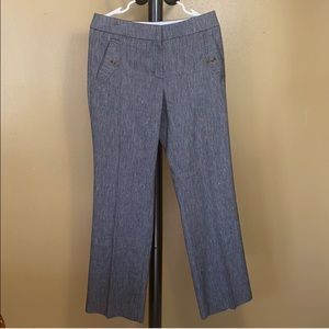 Loft, Trousers, size 6, NWT, gray